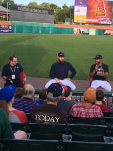 Fisher Cats Family Event